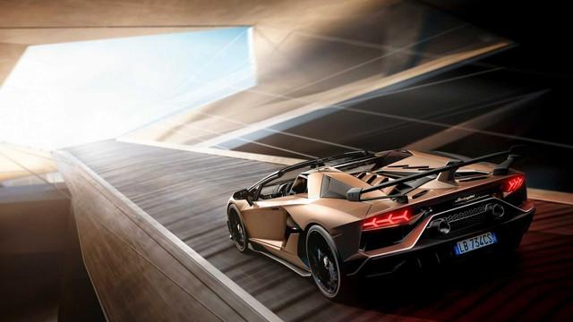 Thêm cặp đôi Lamborghini Aventador SVJ lên đường về Việt Nam, cả hai chiếc sở hữu chi tiết cực độc - Ảnh 5.