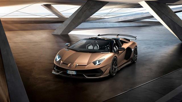 Hé lộ đắt giá về siêu xe kế nhiệm Lamborghini Aventador: Sẽ giữ lại tinh tuý của siêu bò - Ảnh 1.