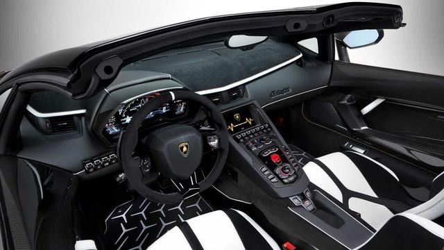 Thêm cặp đôi Lamborghini Aventador SVJ lên đường về Việt Nam, cả hai chiếc sở hữu chi tiết cực độc - Ảnh 6.