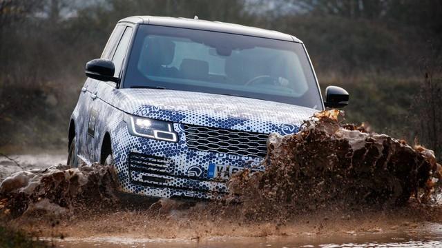 Range Rover Sentinel - SUV bọc thép chống đạn mới của chính khách - Ảnh 4.