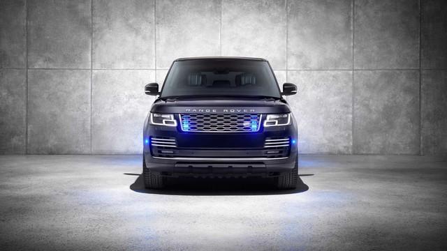 Range Rover Sentinel - SUV bọc thép chống đạn mới của chính khách - Ảnh 1.