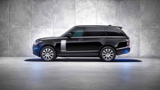 Range Rover Sentinel - SUV bọc thép chống đạn mới của chính khách - Ảnh 2.