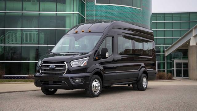 Ford nâng cấp Transit lên bản 2020, bổ sung dẫn động 2 cầu và nhiều tính năng an toàn mới - Ảnh 1.