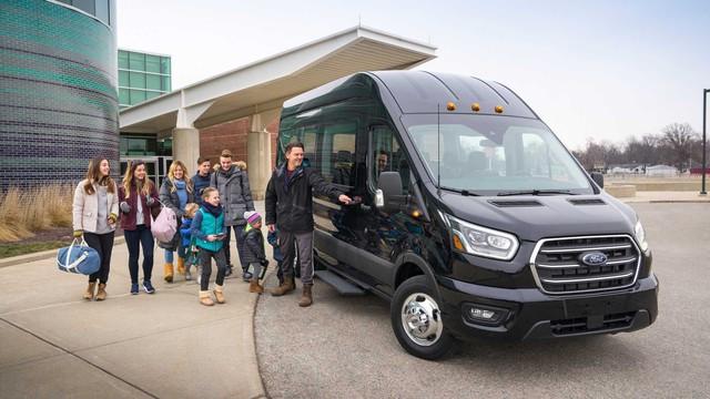 Ford nâng cấp Transit lên bản 2020, bổ sung dẫn động 2 cầu và nhiều tính năng an toàn mới - Ảnh 3.