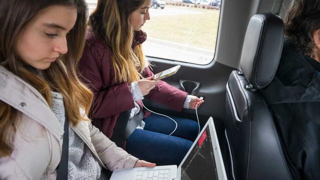 Ford nâng cấp Transit lên bản 2020, bổ sung dẫn động 2 cầu và nhiều tính năng an toàn mới - Ảnh 5.
