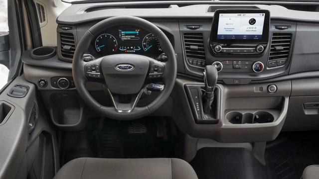Ford nâng cấp Transit lên bản 2020, bổ sung dẫn động 2 cầu và nhiều tính năng an toàn mới - Ảnh 4.