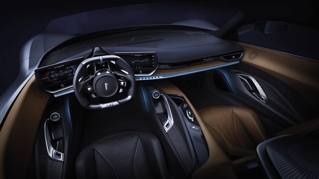 Hãng thiết kế xe cho VinFast giới thiệu xe đậm chất Ferrari hơn cả Ferrari - Ảnh 5.