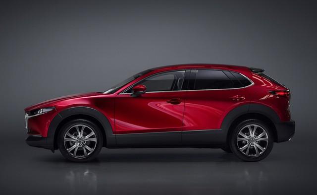 Ai cũng thắc mắc sao lại đặt tên là CX-30 và đây là giải đáp từ Mazda - Ảnh 1.