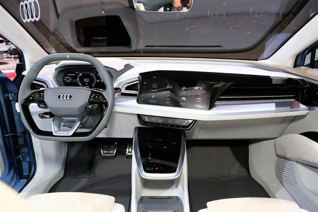 Trình diện Audi Q4 e-tron - SUV chủ lực hoàn toàn mới của Audi - Ảnh 5.