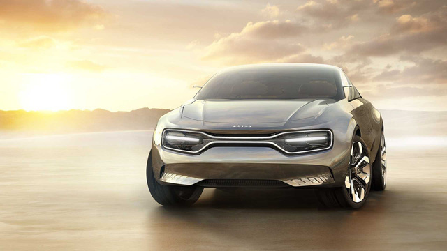 Imagine by Kia - Xe lạ lai cả SUV, sedan và crossover với 21 màn hình trên táp lô - Ảnh 1.
