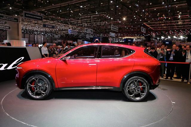 Thêm SUV sang cỡ nhỏ cạnh tranh BMW X1: Câu trả lời của người Ý - Ảnh 1.