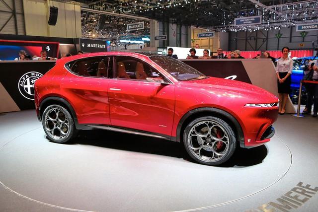 Thêm SUV sang cỡ nhỏ cạnh tranh BMW X1: Câu trả lời của người Ý - Ảnh 2.
