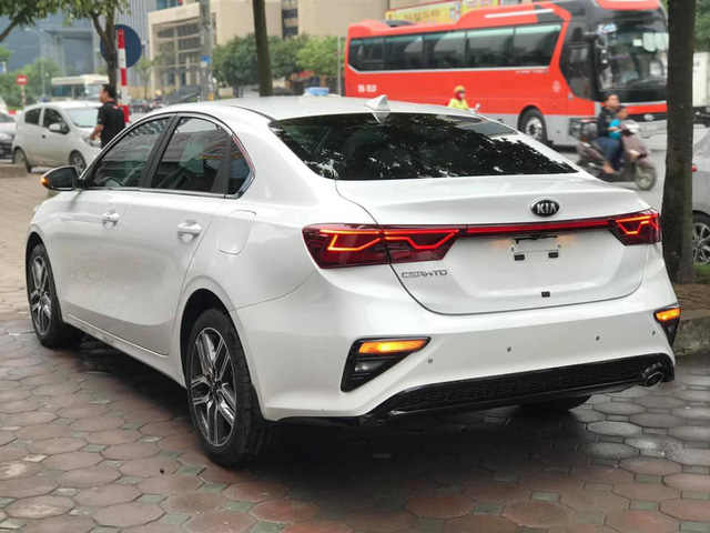 Kia Cerato 2019 vừa mua hơn một tháng đã rao bán giá 680 triệu đồng, nhiều người cho là không hợp lý - Ảnh 4.