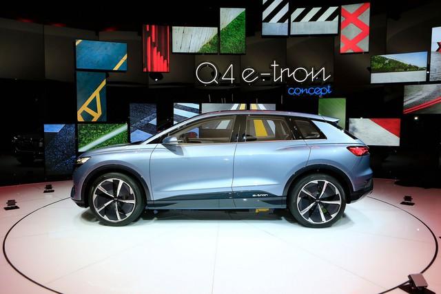 Trình diện Audi Q4 e-tron - SUV chủ lực hoàn toàn mới của Audi - Ảnh 4.