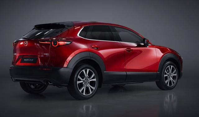 Để phù hợp thị trường riêng biệt, Mazda CX-30 đã có ngần này thay đổi so với CX-3 - Ảnh 1.