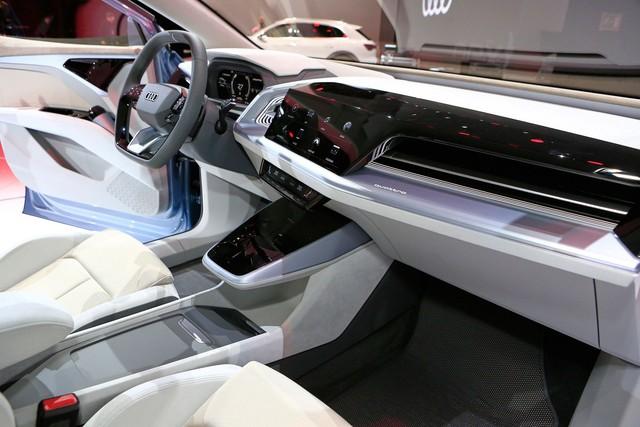 Trình diện Audi Q4 e-tron - SUV chủ lực hoàn toàn mới của Audi - Ảnh 6.