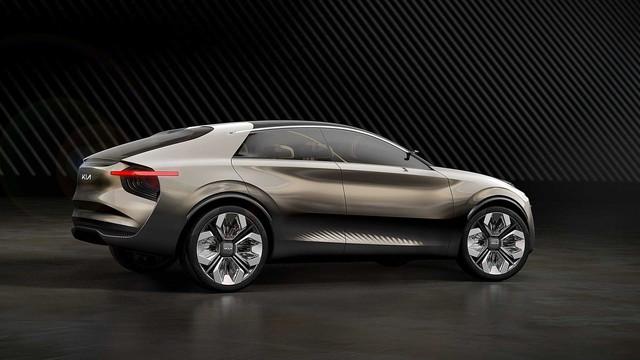 Imagine by Kia - Xe lạ lai cả SUV, sedan và crossover với 21 màn hình trên táp lô - Ảnh 4.