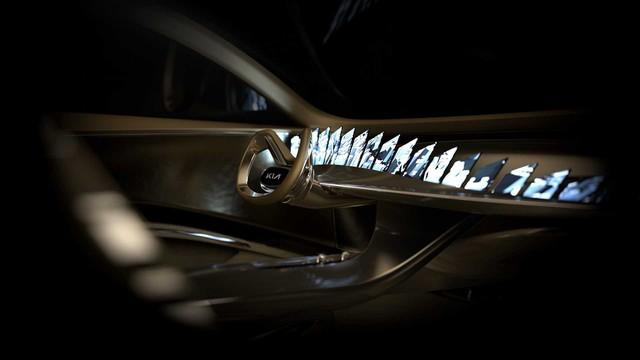 Imagine by Kia - Xe lạ lai cả SUV, sedan và crossover với 21 màn hình trên táp lô - Ảnh 8.