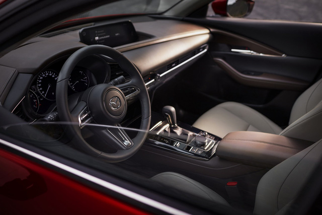Mazda CX-30 bất ngờ ra mắt - Đàn em CX-5 dùng động cơ Mazda3 - Ảnh 5.