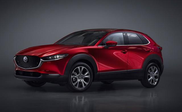 Mazda CX-30 bất ngờ ra mắt - Đàn em CX-5 dùng động cơ Mazda3 - Ảnh 1.