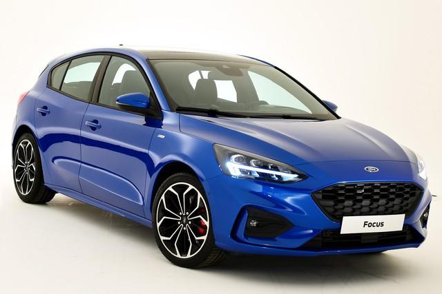 Ford Focus 2019 rục rịch ra mắt Việt Nam, Honda Civic và Hyundai Elantra phải dè chừng vì lần thay đổi này khá lớn - Ảnh 1.
