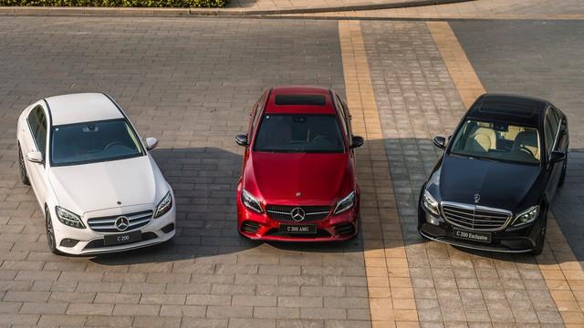 Vì sao Mercedes-Benz C-Class 2019 tự tin lấy khách phổ thông tại Việt Nam?