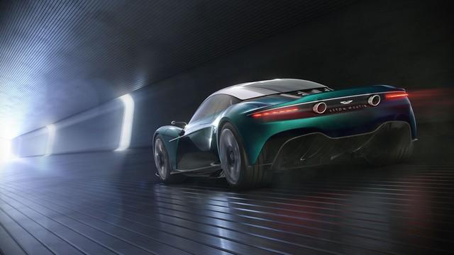 Aston Martin tung xe mới đe doạ Ferrari F8 Tributo và McLaren 720S  - Ảnh 5.