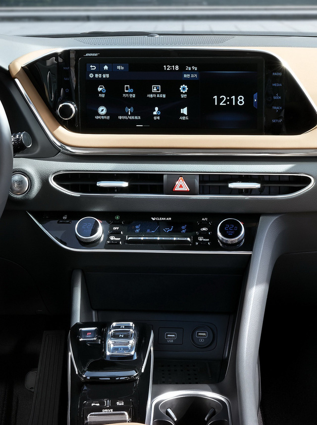 Hyundai Sonata thế hệ mới chốt thông số động cơ, khách hàng Việt Nam cần biết - Ảnh 3.