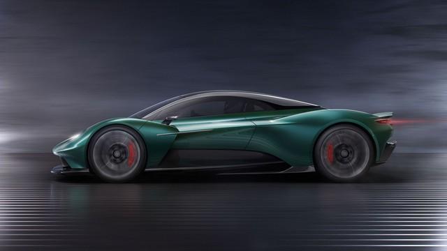 Aston Martin tung xe mới đe doạ Ferrari F8 Tributo và McLaren 720S  - Ảnh 3.