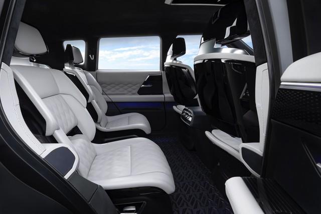Mitsubishi Engelberg Concept: Outlander tới từ tương lai - Ảnh 7.