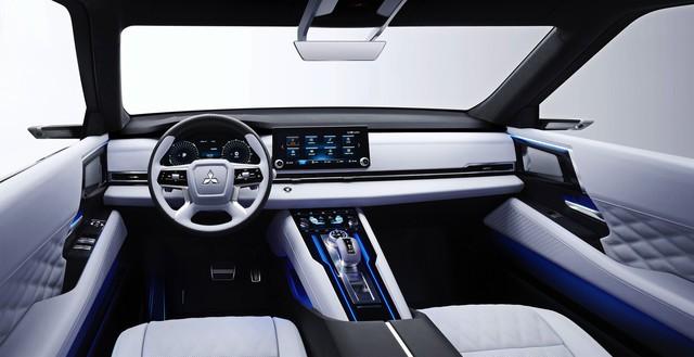 Mitsubishi Engelberg Concept: Outlander tới từ tương lai - Ảnh 6.