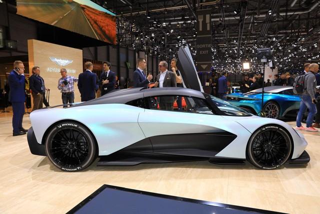 Đây chính là hướng đi của siêu phẩm mới từ Aston Martin - Ảnh 3.