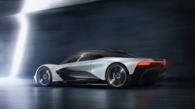 Đây chính là hướng đi của siêu phẩm mới từ Aston Martin