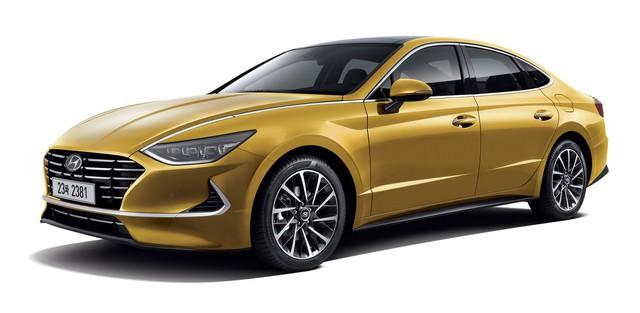 Hyundai Sonata thế hệ mới chốt thông số động cơ, khách hàng Việt Nam cần biết - Ảnh 2.