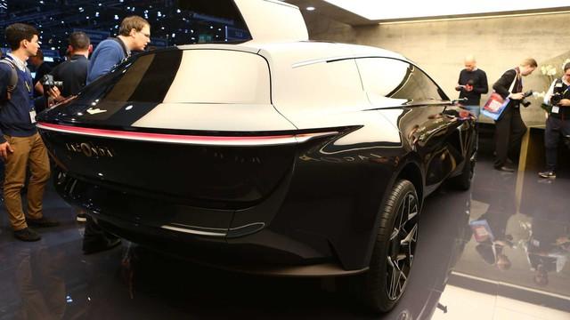 Aston Martin trình làng Lagonda All-Terrain Concept - tương lai của SUV hạng sang - Ảnh 5.