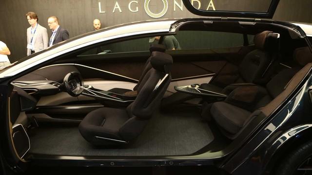 Aston Martin trình làng Lagonda All-Terrain Concept - tương lai của SUV hạng sang - Ảnh 9.