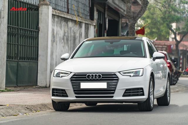 Giữ như mới nhưng đây là số tiền chủ xe Audi A4 đã mất sau 30.000 km đầu tiên - Ảnh 1.