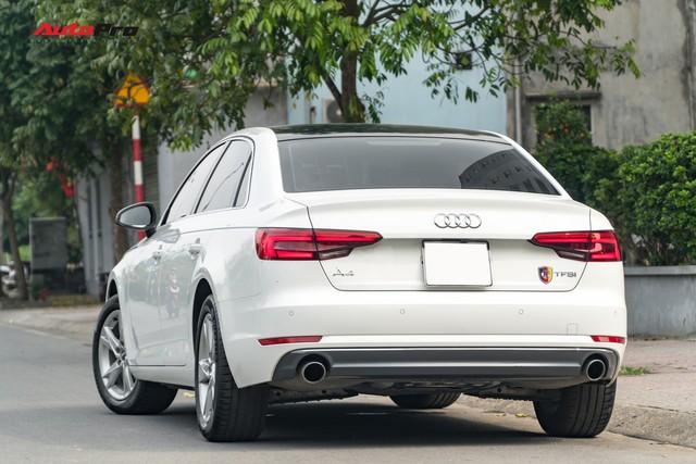 Giữ như mới nhưng đây là số tiền chủ xe Audi A4 đã mất sau 30.000 km đầu tiên - Ảnh 4.