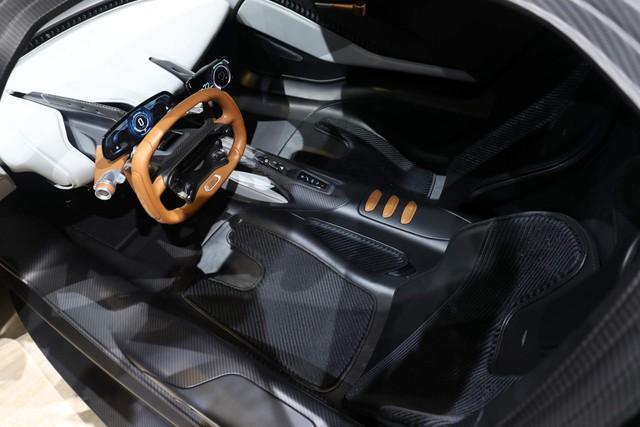 Đây chính là hướng đi của siêu phẩm mới từ Aston Martin - Ảnh 4.