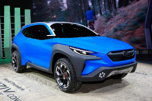 Subaru Viziv Adrenaline Concept: Khởi đầu hướng đi mới để dành khách phổ thông - Ảnh 1.