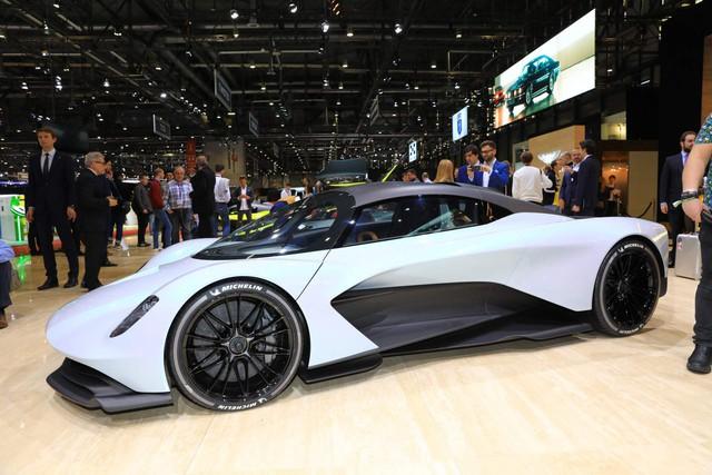 Đây chính là hướng đi của siêu phẩm mới từ Aston Martin - Ảnh 1.