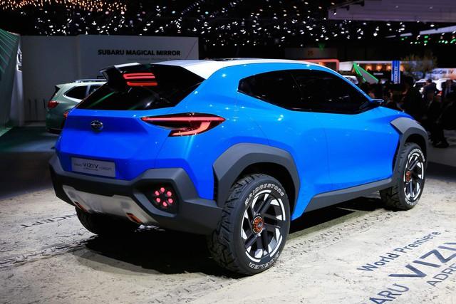 Subaru Viziv Adrenaline Concept: Khởi đầu hướng đi mới để dành khách phổ thông - Ảnh 2.