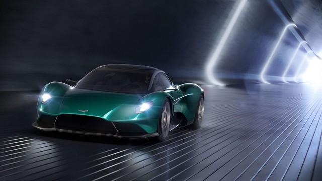 Aston Martin tung xe mới đe doạ Ferrari F8 Tributo và McLaren 720S  - Ảnh 4.