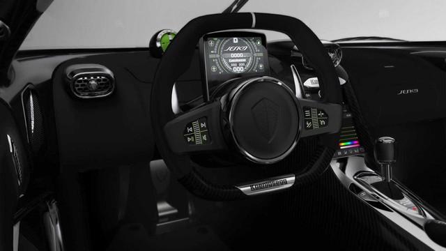 Koenigsegg Jesko - Hậu duệ xe nhanh nhất thế giới Agera RS trình làng với công suất tối đa 1.600 mã lực - Ảnh 6.