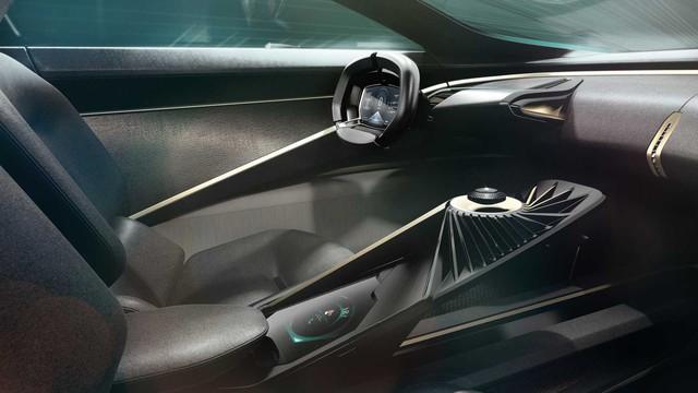 Aston Martin trình làng Lagonda All-Terrain Concept - tương lai của SUV hạng sang - Ảnh 7.
