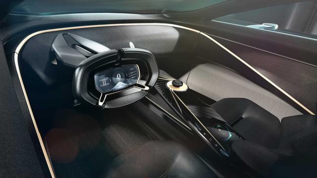 Aston Martin trình làng Lagonda All-Terrain Concept - tương lai của SUV hạng sang - Ảnh 6.