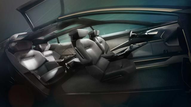 Aston Martin trình làng Lagonda All-Terrain Concept - tương lai của SUV hạng sang - Ảnh 8.