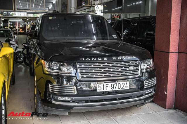 Minh nhựa bán Range Rover Autobiography LWB đời cũ, dọn đường cho Mercedes-AMG G63 Edition 1 - Ảnh 3.