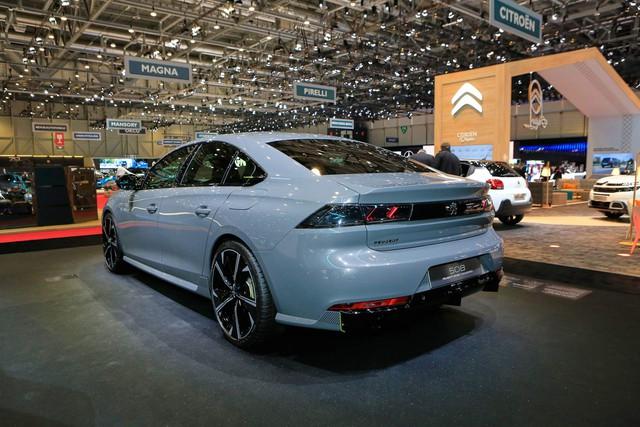 Peugeot bật đèn xanh cho 508 Sport Engineered đọ sức Toyota Camry TRD - Ảnh 3.