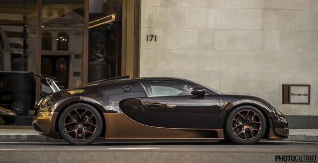 Đại gia bất động sản khoe Bugatti Veyron hàng siêu độc hút hồn fan siêu xe - Ảnh 1.